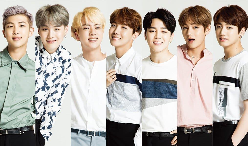 BTS – корейская группа, участники которой постоянно менялись в предебютное...